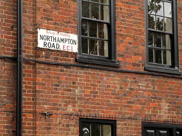 Northampton Road EC1