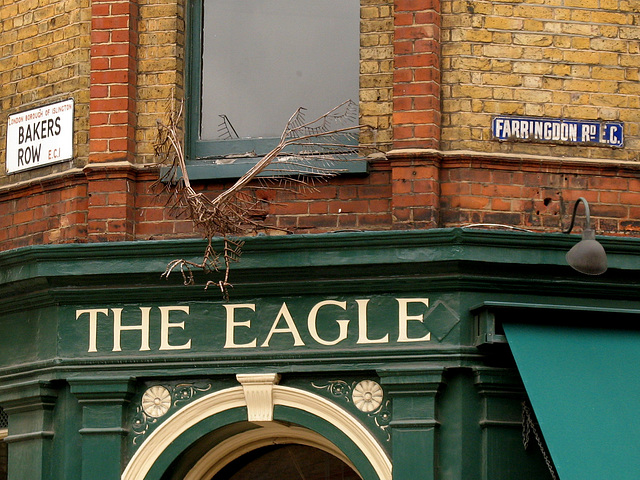 The Eagle, EC1
