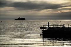 Die Stunde des Fischers