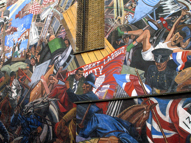Cable Street Mural 2