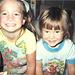 Emily and Rachel, 1987