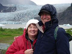 Mandatory glacier portrait