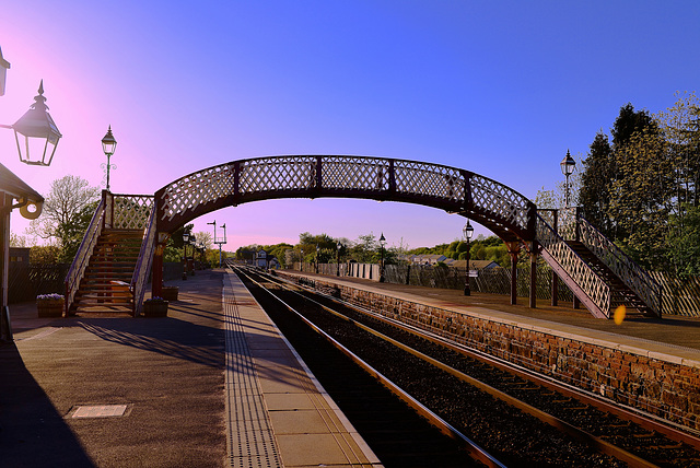 Appleby Station, Westmorland