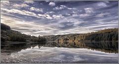 Big Sky Reflection