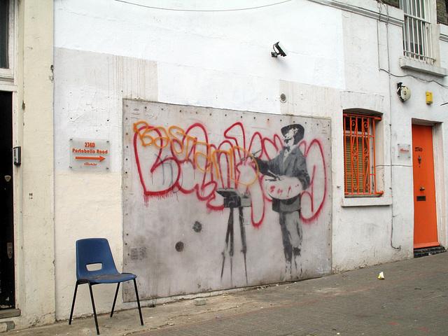 Banksy Painter