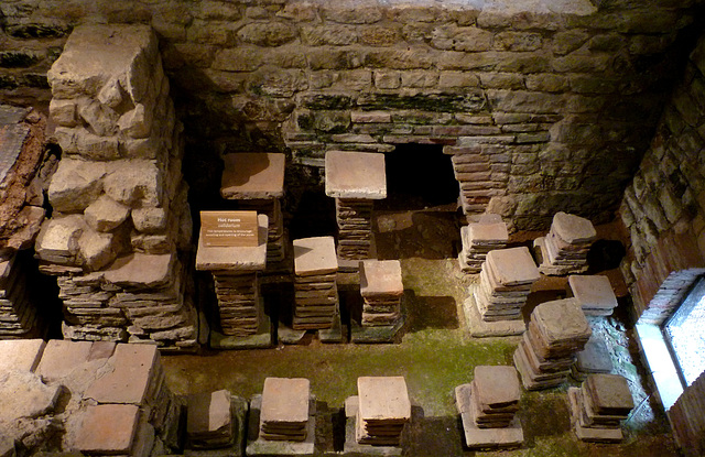 Hot Room of the Baths