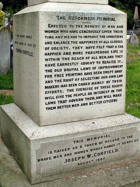 Reformers Memorial 1