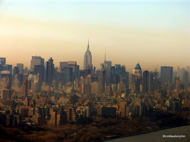 Images from a flight  I made down the Hudson and round the Statue of Liberty