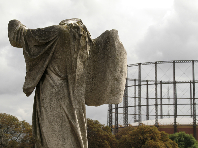 Angel of the Gasometer