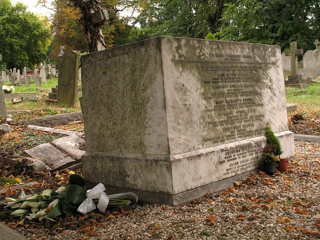 Brunel Family Tomb