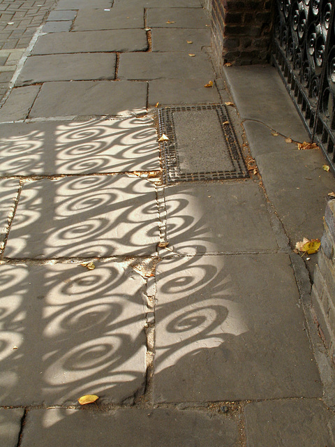 Pond Street Shadows