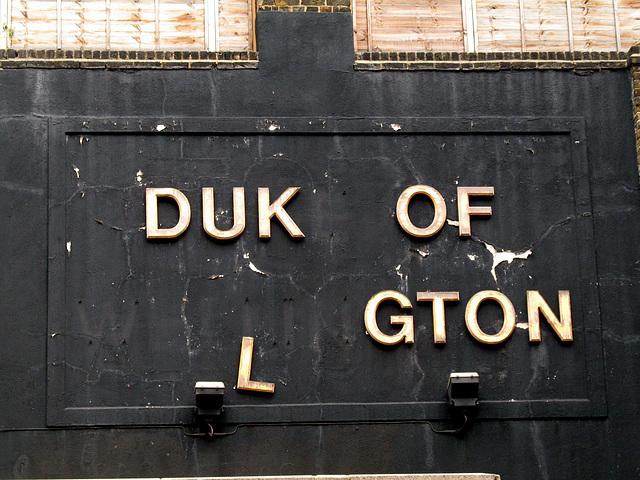 DUK OF L GTON