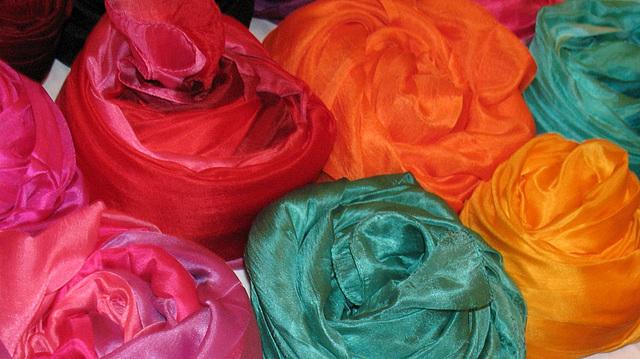 Patterns of Silk ...