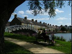 Thames Path at Rewley
