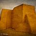 San Francisco de Assissi Rancho de Taos - Kerstin Frank Texture