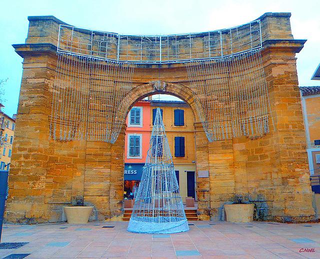 La porte d'Arles, à Istres !