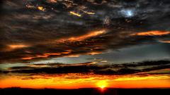 BELFORT: 2014.10.09 Levé du soleil. 02