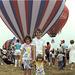 1987, Flemington, NJ, Balloon Festival