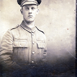 Unknown Soldier, South Staffordshire Regiment, World War One