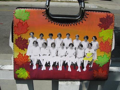 Altered Briefcase