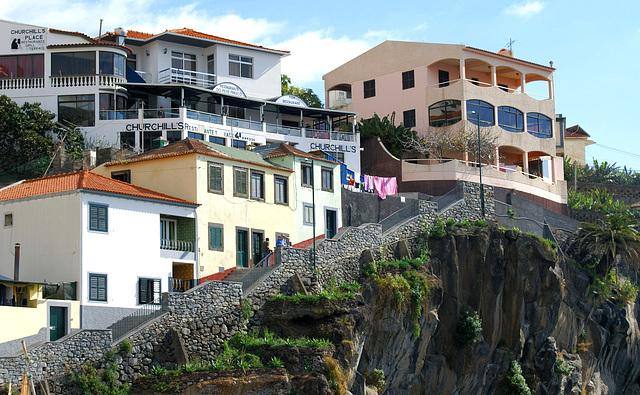 Madeira. C. de L. W.C's Quartier. ©UdoSm