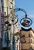 Burghausen: Schmiedekunst am Stadtplatz