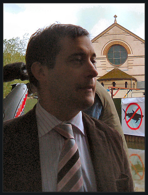 MP Dr Evan Harris
