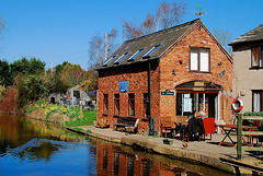Trent and Mersey Canal, Great Haywood