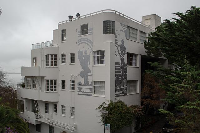 SF Telegraph Hill  art deco (1021)