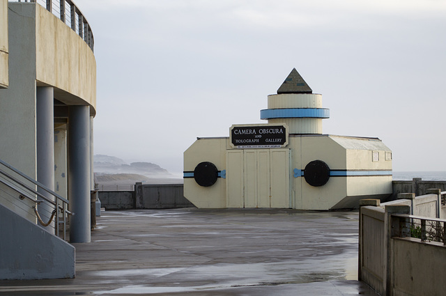 SF Cliff House Camera Obscura (1057)