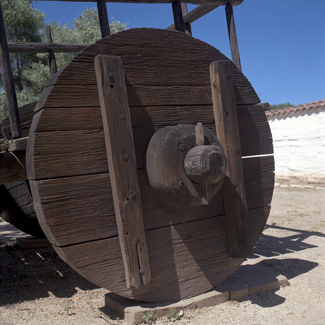 First There Was the Wheel