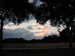 Driveby Sunset...