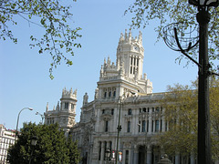 The Old Post Office, Madrid