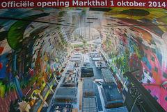 Markthal Rotterdam bijna klaar
