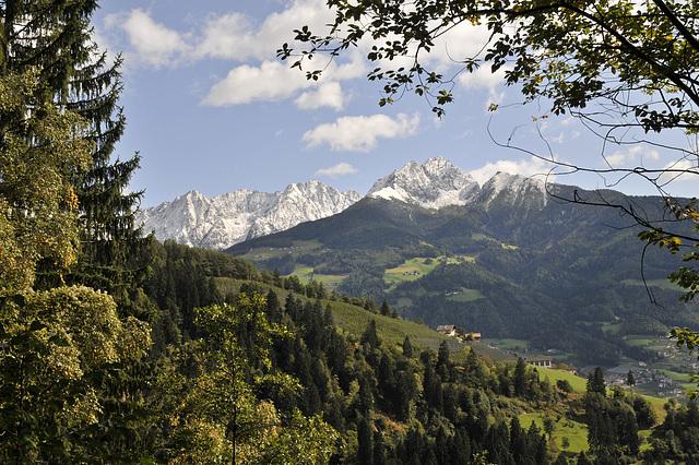Plattenspitze, Grosser Ifinger - 2008-10-04_DSC2286