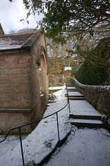 Saint Michael's Church, Birchover, Derbyshire