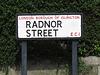 Radnor Street EC1