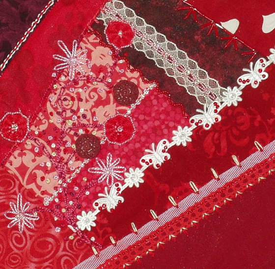 Monochromatic red - June 2013