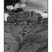 Ojito Wilderness black and white mesa