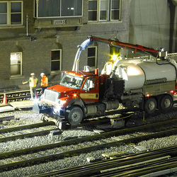 Night Work at Union Station (2) - 21 October 2014