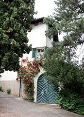 romantisches altes Haus