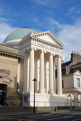 Museum and Art Gallery, George Street, Perth, Scotland