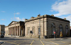 Sheriff Court House, Tay Street, Perth, Scotland