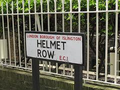 Helmet Row EC1