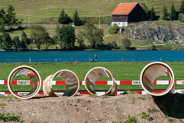 Rohre, Davosersee - 2012-09-16-_DSC2574