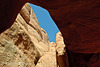 Arches NP - View from Sand Dune Arch