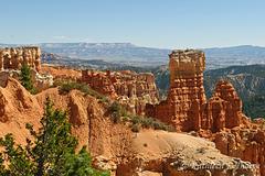 Bryce Canyon NP Vista - Explore 10/22/11 #442
