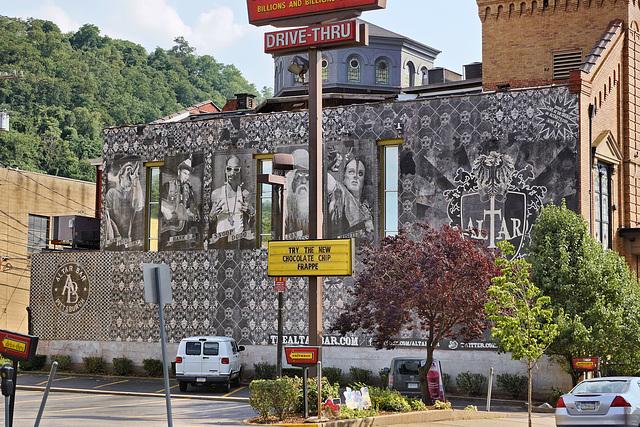 The Altar Bar – Penn Avenue, Strip District, Pittsburgh, Pennsylvania