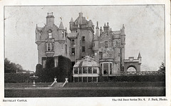 Brucklay Castle, Aberdeenshire