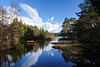 Loch Morlich, Cairngorm National Park, Glenmore, Scottish Highlands